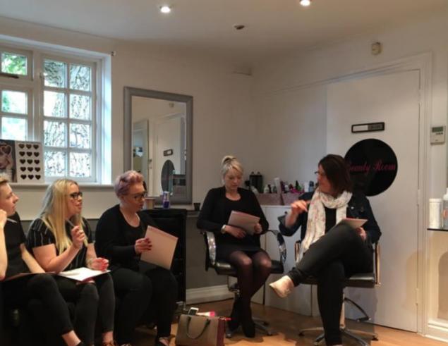 dinamix hair beauty salon stylists
